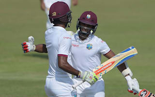 'Proud' Holder hails long-awaited Windies win