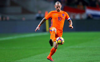 Sneijder: Netherlands appearance record is not important