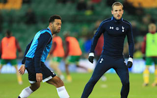 Kane and Dembele ruled out of Fiorentina clash