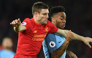 Liverpool better than City's title-winning sides, claims Milner