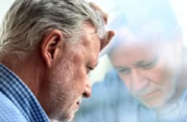 Men and older people far less likely to talk about mental health