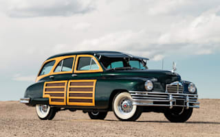 Classic station wagons head to auction in Michigan