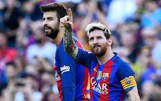 Stones: Messi is easily the world's best - but I'm not scared