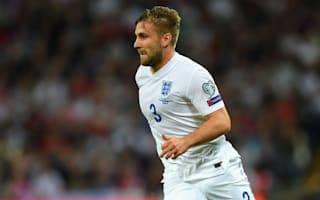Shaw withdrawn from England squad