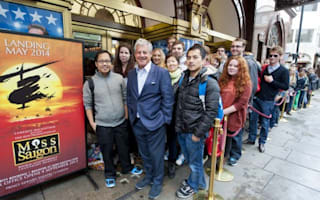 Miss Saigon sets West End record