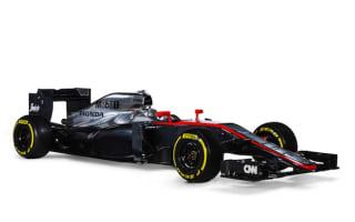 McLaren-Honda unveils MP4-30 race car