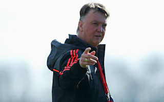 Van Gaal: I want my players to be horny