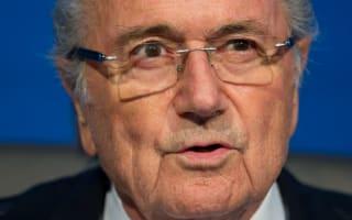 'I'll always be a president', says Blatter