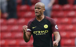 People enjoy seeing Guardiola fail - Kompany