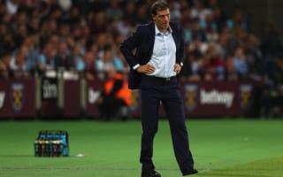 Bilic delays naming daughter due to West Ham worries
