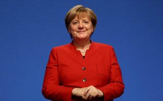 Angela Merkel has called for a burka ban