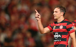 Western Sydney Wanderers 4 Central Coast Mariners 1: Santalab fires hosts top