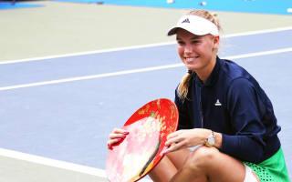 Wozniacki edges closer to top-20 return, Pouille and Zverev break new ground
