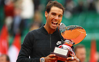 Nadal: I could never have dreamed of 10 Monte-Carlo titles