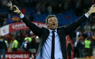 Luis Enrique revels in Barca's spectacular end to season