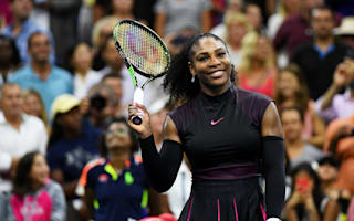 Serena: Wait and see on shoulder injury