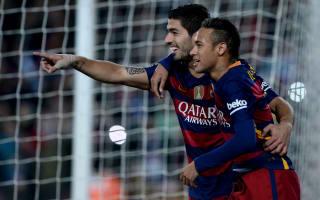 Suarez 'certain' Neymar will stay at Barcelona