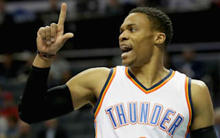Westbrook's 58 points not enough for Thunder, Nowitzki reaches milestone