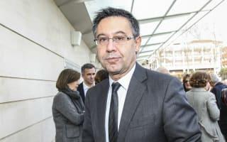 Bartomeu senses treble chance for Barcelona
