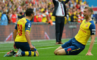 Arsenal will extend Cazorla and Mertesacker deals