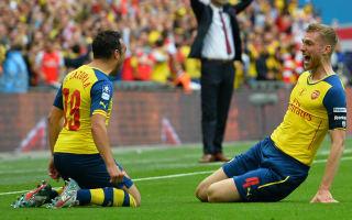 Arsenal will extend Cazorla and Mertesacker deals
