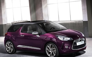 Citroen DS 3 and DS Cabrio receive styling and tech refresh