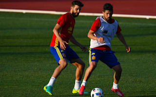 Nolito would be a steal for Barca - Pique