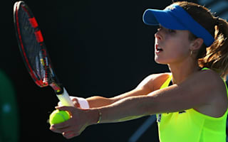 Cornet takes out Hobart International