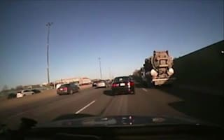 Video: Dash mounted camera saves driver from con man