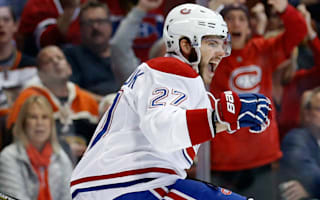 Galchenyuk seals Canadiens win, Hurricanes prevail in shoot-out