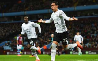 Aston Villa 1 Everton 3: Martinez's men brush aside bottom club