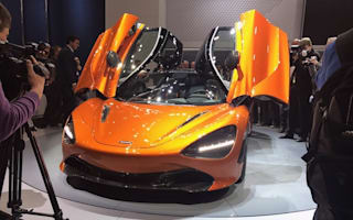 Star cars of the 2017 Geneva Motor Show