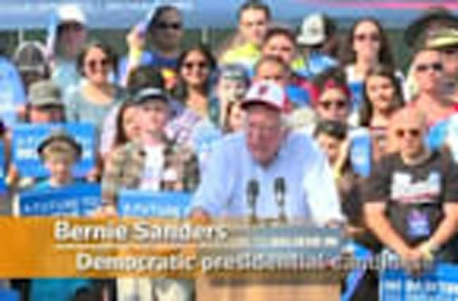 Sanders appeals to farm workers in California
