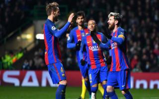 'MSN avoid partying' - Rakitic enjoying Barca's family culture