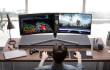 Con el nuevo monitor de 49 pulgadas de Samsung no vas a poder mirar a otro sitio