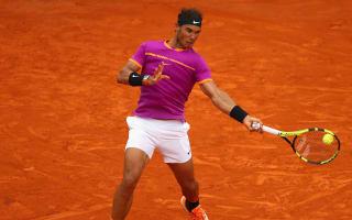 Nadal overcomes slow start to sail into Barcelona semis