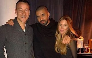 Drake shows love for Chelsea captain John Terry