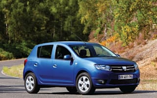 Dacia pulls wraps off budget supermini
