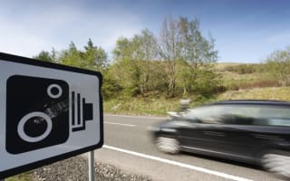 Fastest motorists caught on A roads rather than motorways