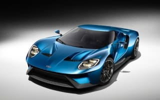 Ford wows at Detroit with all-new GT supercar