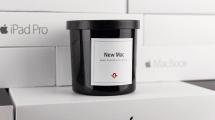 Venden unas velas que huelen a 'Mac nuevo'... y se agotan todas