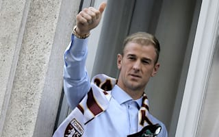Exiled Hart thanks 'amazing' City fans for support