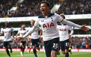 Tottenham 2 Arsenal 0: Alli, Kane deliver in White Hart Lane's derby farewell