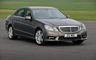 Mercedes E-class to go on crash diet - ok, not literally...