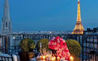 Paris hotels: The ten top places to stay