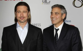 George Clooney says Brad and Angelina divorce is 'a sad story'