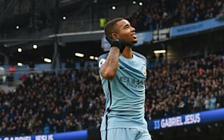City saviour Jesus delights in match-winning double