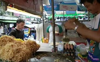 World's 'street food capital' bans street food
