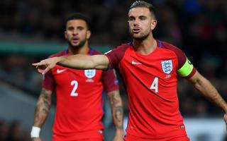 Henderson hails 'brilliant' Southgate