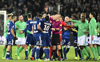 Lyon to 'severely punish' Ghezzal and Tolisso for red cards